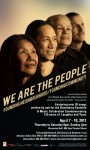 We Are The People Flyer